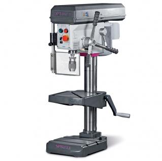 OPTIMUM B 24 H - Robuste Tisch - und Säulenbohrmaschine - in 230 V oder 400 V