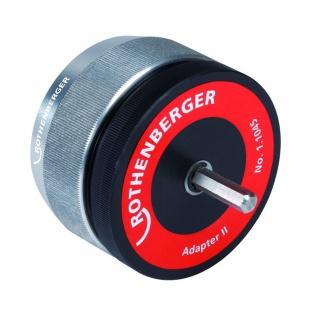 ROTHENBERGER Entgrateradapter II für No. 1500000236