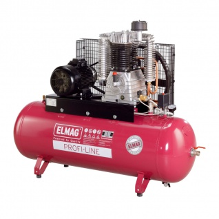 Elmag Profi-line Pl-h 800/15/300 D - Kompressor - Vorschau 1
