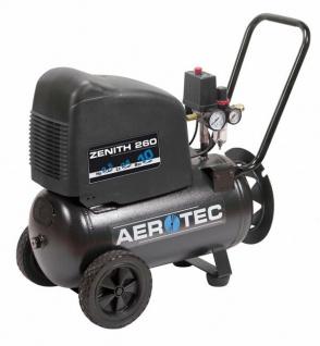 Aerotec Zenith 260 PRO - Kolbenkompressor - 230V