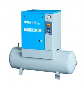 Elmag - MSM MINI 5, 5 BX-200 - Schraubenkompressor