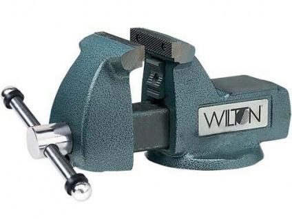 Wilton Werkbank-Schraubstock Spannbackenbreite 125 mm