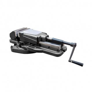 Elmag CB 125 - Hydraulik-Maschinenschraubstock inkl. Drehteller