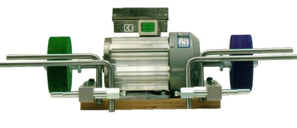 NEUHEIT - Koch Schleif- und Schärfaggregat HT3000 für Schreiner - Made in Germany