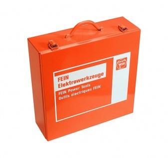 Fein Werkzeugkoffer Metall für DSk / ASb