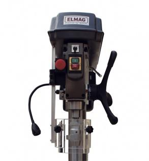 Elmag KBM 13 TN - Keilriemen-Tischbohrmaschine - 230 V - Vorschau 3