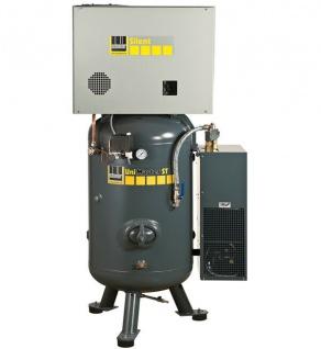 Schneider - UniMaster STS - UNM STS 580 XSDK - Geräuscharmer Kolbenkompressor