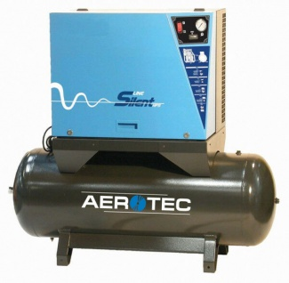 Aerotec B70-500 Silent - Kolbenkompressor - 400V