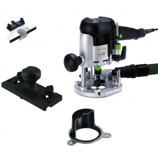 FESTOOL Oberfräse OF 1010 EBQ-Plus inkl. Systainer - 574335