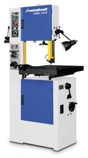Metallkraft VMBS 1610 - Vertikal-Metallbandsäge
