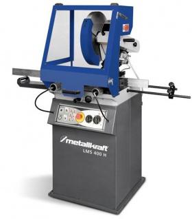 Metallkraft LMS 400 H - Halbautomatische Leichtmetallkreissäge