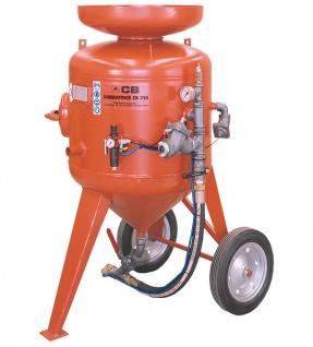 Elmag - Sandstrahlgerät CB 215-D1 - Vorschau 1