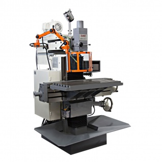 Elmag WFM 410 - Werkzeugfräsmaschine