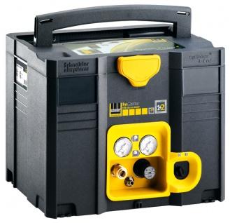 Schneider - SysMaster - SYM 150-8-6 WXOF - Ölfreier Kolbenkompressor