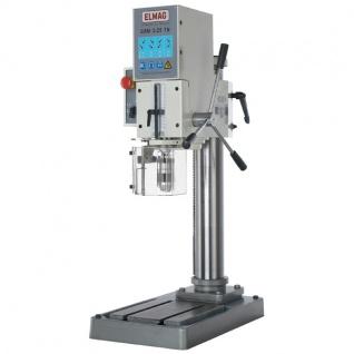 Elmag GBM 3/25 TNE - Getriebe-Tischbohrmaschine - Set - Vorschau 2