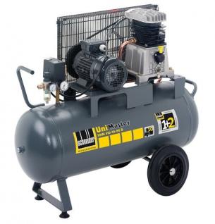 Schneider - UniMaster - UNM 510 oder 580 oder 660 -10-90 D - Kolbenkompressor