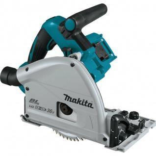 Makita DSP601ZJU - Akku-Tauchsäge 56mm - 2 x 18 V (ohne Akku+Ladegerät)