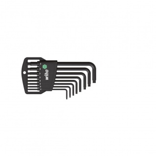Wiha TORX PLUS® MagicSpring® Stiftschlüsselsatz im Classic Halter, 8-tlg.