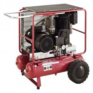 Elmag TIGER 600/10/22 D - Montagekompressor