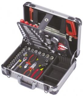 JET JY-59 MECHATRONIC Werkzeugkoffer 59-teilig
