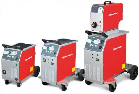 Schweißkraft PRO - MIG 450 - 4 WS SET - Schweißgerät