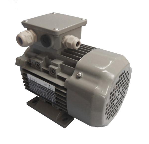 3000 U//min ENERGIESPARMOTOR IE2 B3-230//400V Drehstrommotor 2,2 kW