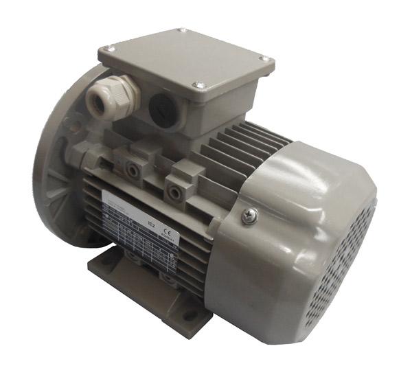 Drehstrommotor 0,25 kW B5-230//400V 1500 U//min