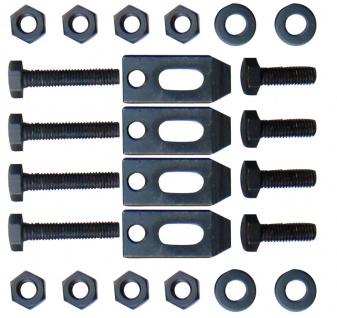 JET Spannwerkzeuge-Sortiment für BD-7 oder BD-8