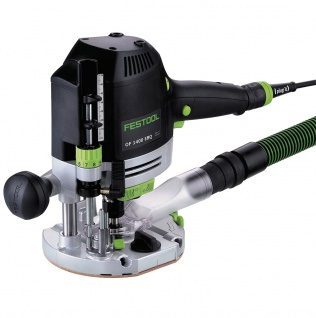 FESTOOL Oberfräse OF 1400 EBQ-Plus inkl. Systainer - 574341