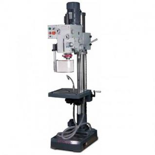 Optimum B 40 GSP - Schwere Getriebebohrmaschine mit Kühlmittel- und Gewindeschneideinrichtung