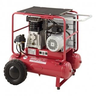 Elmag TIGER 400/10/22 W - Montagekompressor