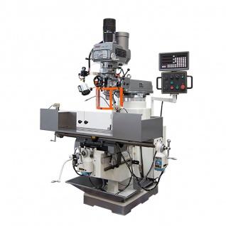 Elmag UFM 250 L - Universal-Fräsmaschine