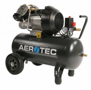 Aerotec 400-50 - Kolbenkompressor - 230V