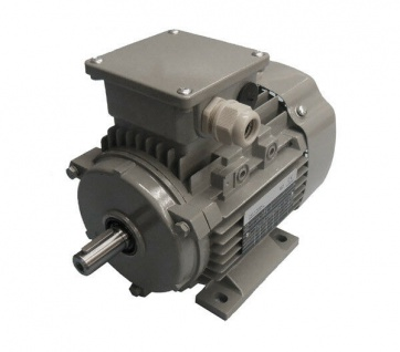 Drehstrommotor 0, 37 kW - 1500 U/min - B3 - 230/400V