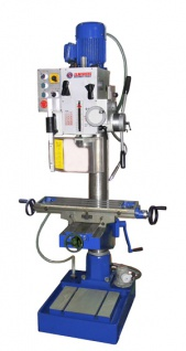 SilTec - WDMP30F - Getriebe-Säulenbohrmaschine - 400V