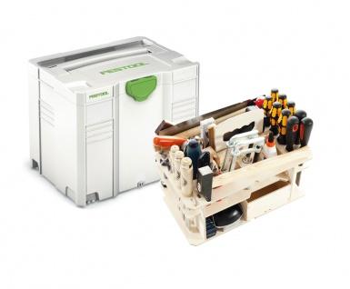 FESTOOL SYSTAINER mit Einsatz für Handwerkzeuge SYS-HWZ - 497658