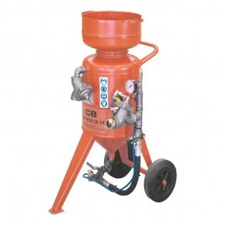 Elmag CB 24-V2 - Sandstrahlgerät