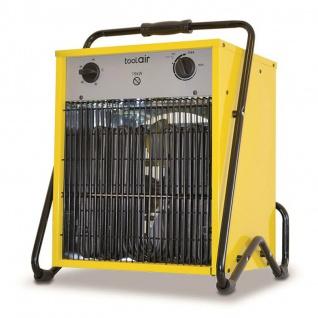 toolair H-15B - Elektroheizgebläse - 400 Volt - 15 kW