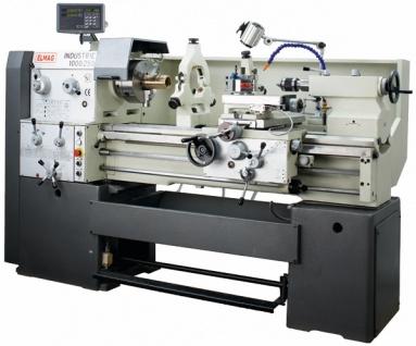 Elmag - INDUSTRIE 1000/250 - Universal-Drehmaschine 400 V