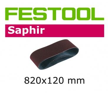 FESTOOL Schleifband CMB 820x120 SA/10 - Verschiedene Körnungen