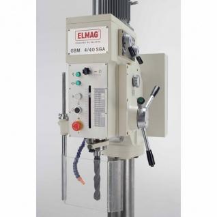 Elmag GBM 4/40 SGA - Getriebe-Säulenbohrmaschine - Vorschau 3