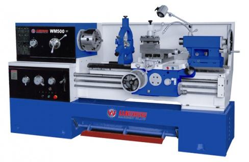 SilTec - WM500B/1500 - Universaldrehmaschine - 400V