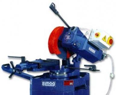 Elmag - MKS 350 PROFI - Metall-Kreissägemaschine