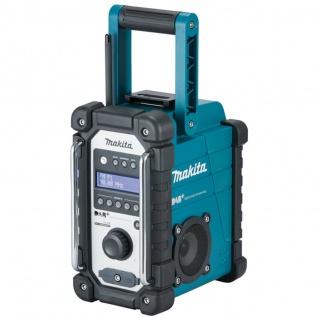 Makita DMR110 - Akku-Baustellenradio