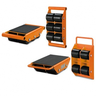 Unicraft TR 3 - Transportrollen