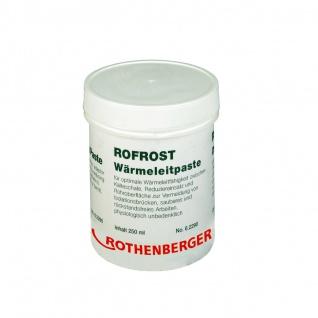 ROTHENBERGER Wärmeleitpaste ROFROST® TURBO 150ml