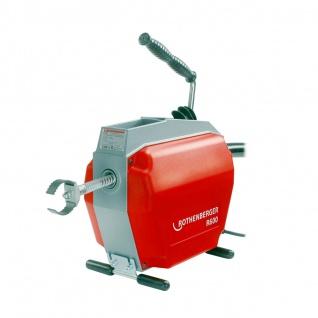 ROTHENBERGER Rohrreinigungsmaschine R 600 16 + 22 mm