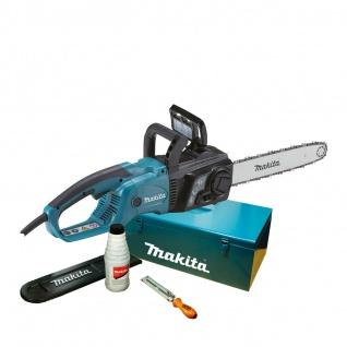 Makita UC4051AK - Elektro-Kettensäge 40cm mit Zubehör im Koffer