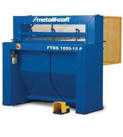 Metallkraft FTBS 1050-15 P - Pneumatische Tafelblechschere