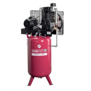 Elmag Profi-line Pl-v 1200/10/270 D - Kompressor - Vorschau 2